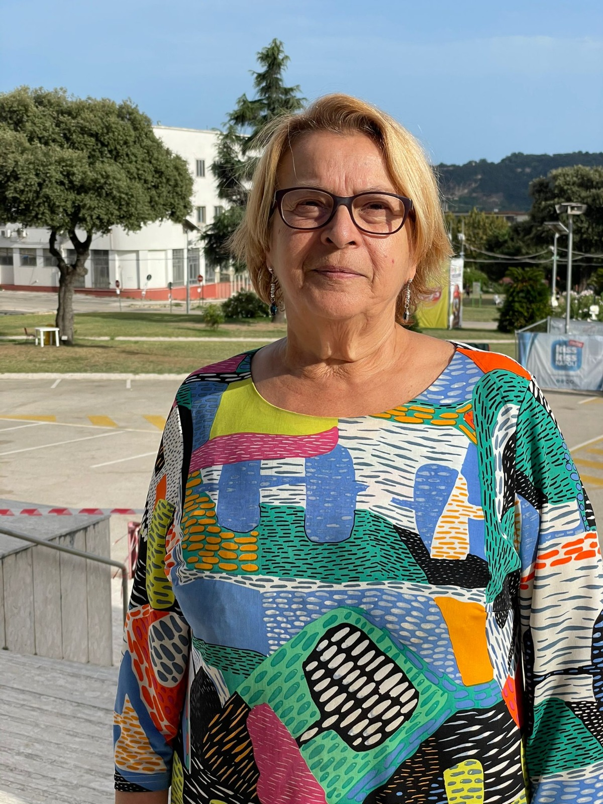 Patrizia Stasi Presidente Campania Welfare