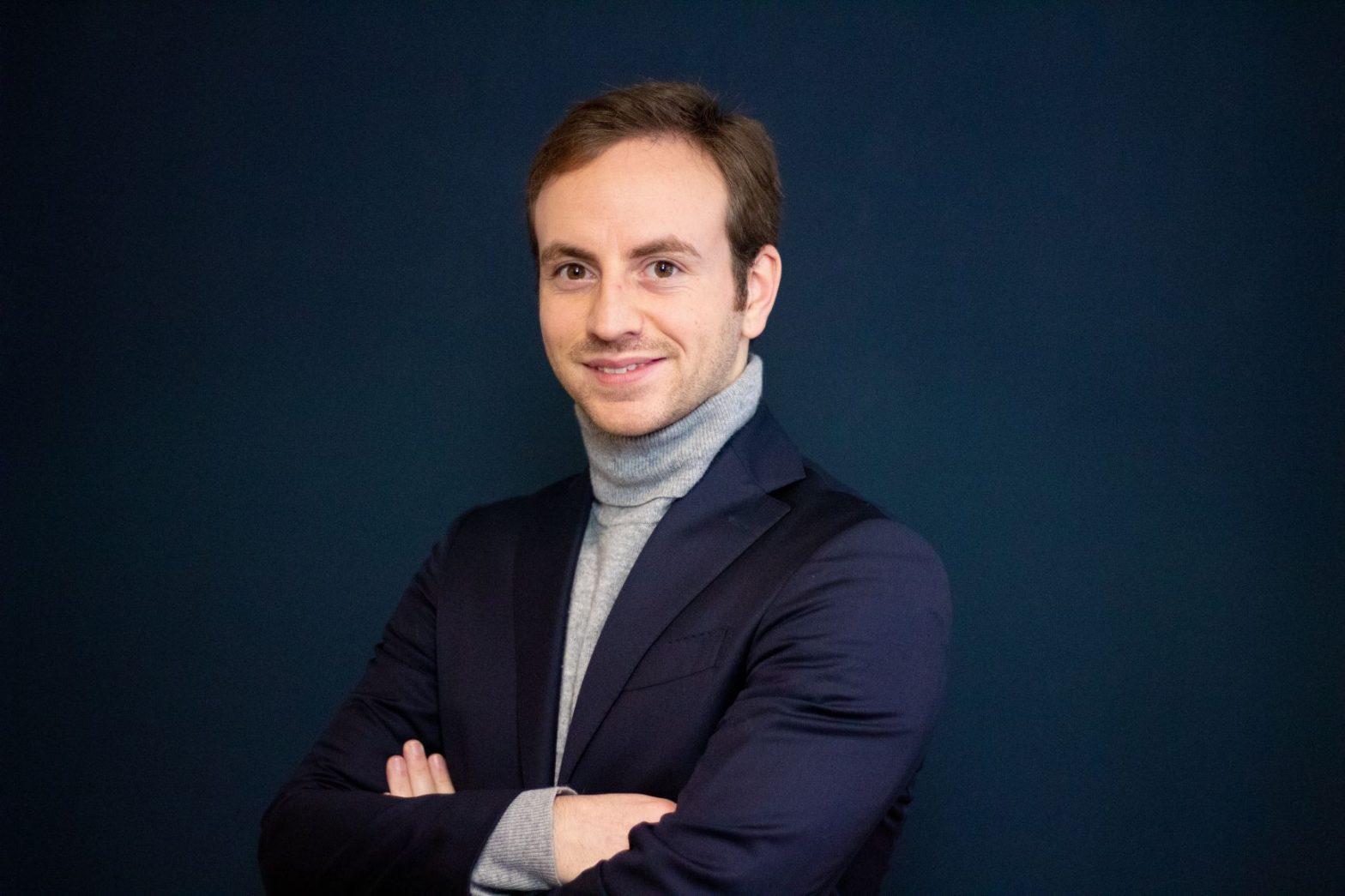 Giuseppe Zaffiro Puopolo Portfolio Manager Moneyfarm